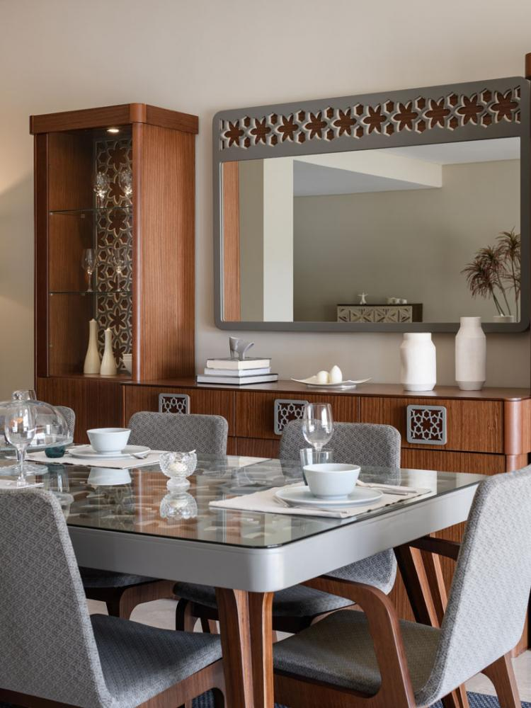 Andalusia 8-persons dining table