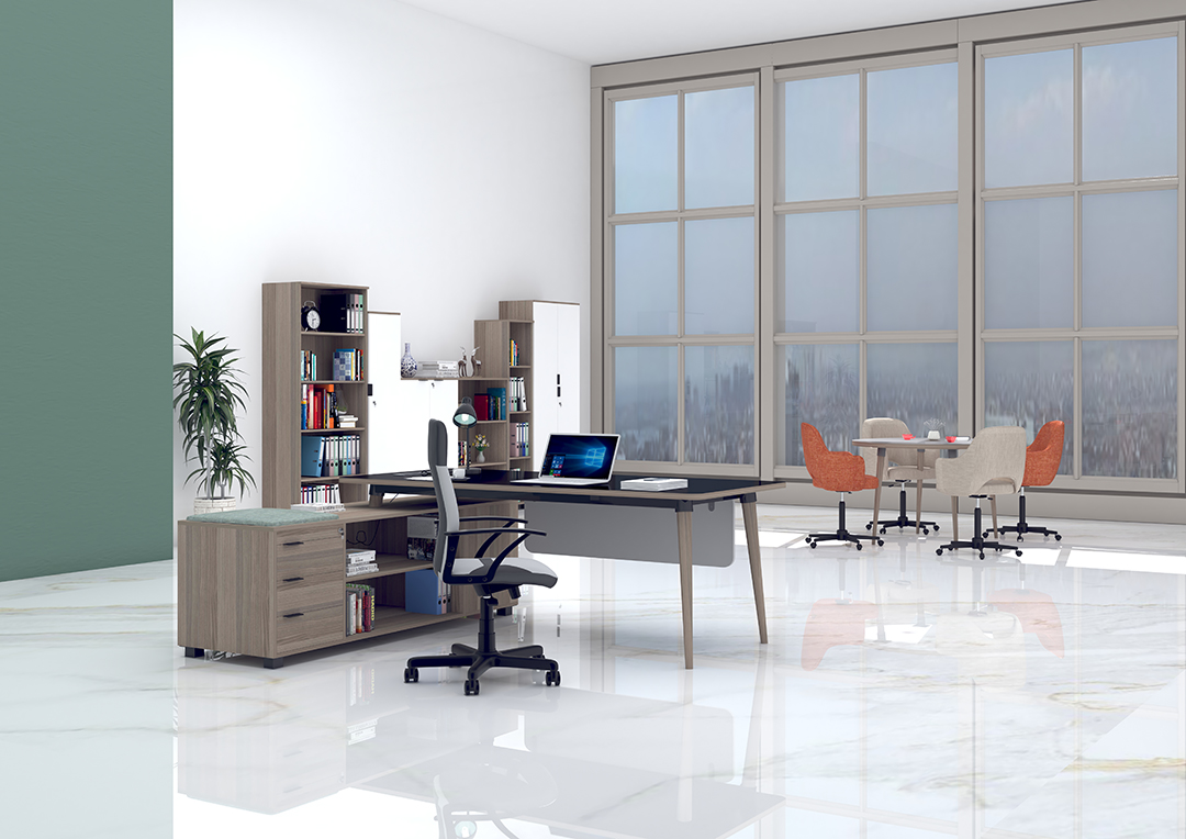 Domino Executive Desk