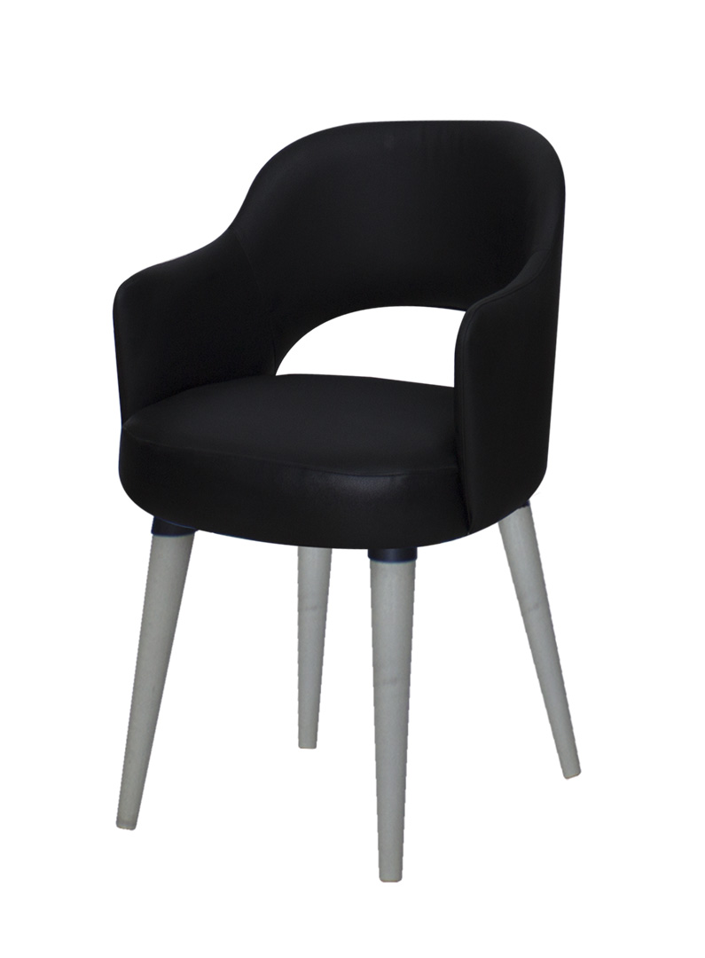 Domino Fixed Chair