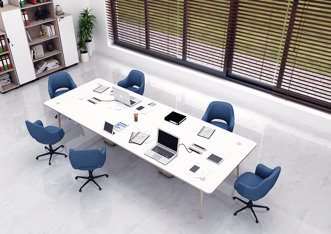 Domino Meeting Table