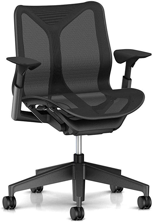 Cosom Work Chair, Dipped