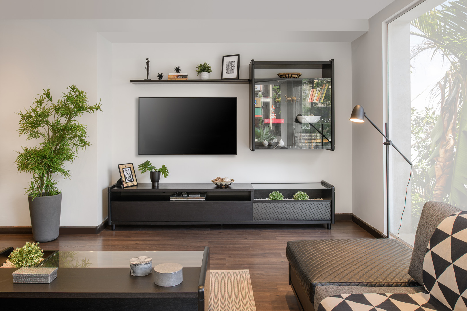 Majarrah Wall Unit