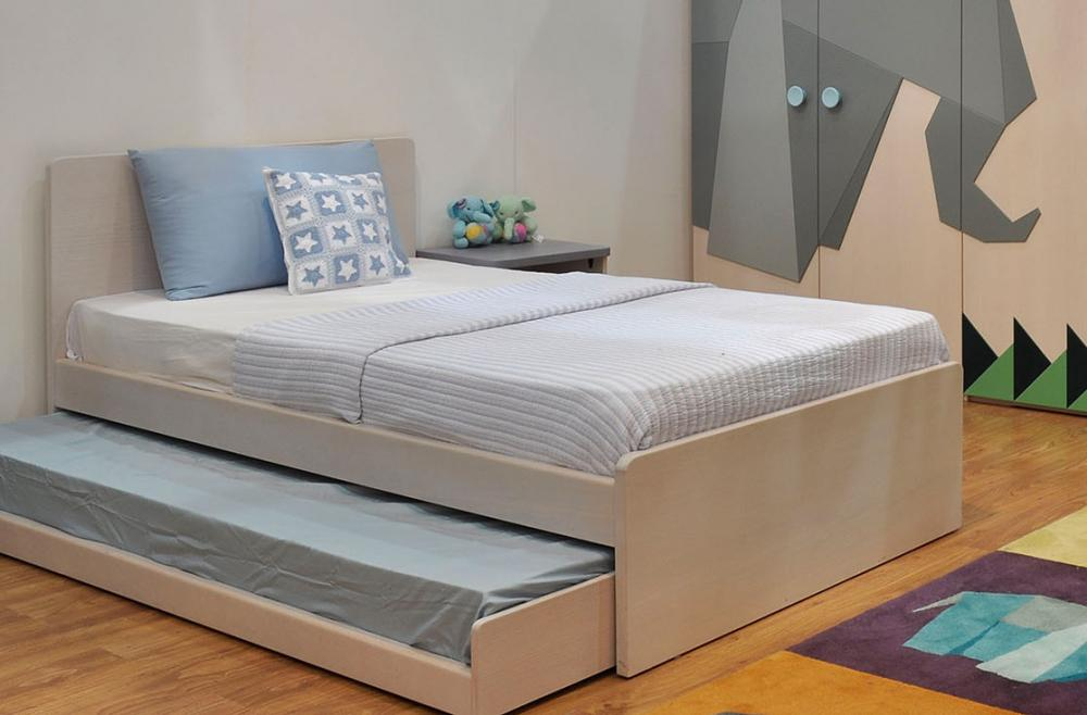 Origami teens Bed 120 with storage